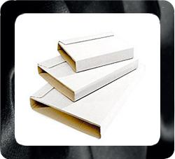 White Book Boxes