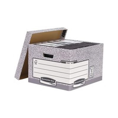 New Office File Box  Office Storage Box With One Piece Removable Lid