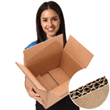 Brown Triple Wall Cardboard Boxes