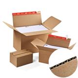 Colompac Multi-Depth Cardboard Boxes