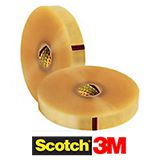3M Scotch® 28/48 Micron Machine Length Rolls
