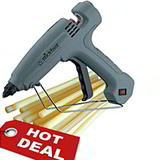 5 Pack Hot Melt Special Offer FREE Light Duty Glue Gun