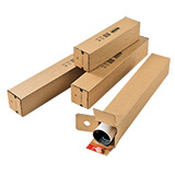 Colompac Premium Long Brown Postal Boxes