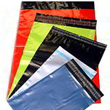 Coloured Degradable Polythene Mailers