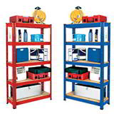 Speedrack Boltless Shelving