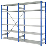 Readyrack Open Boltless Shelving