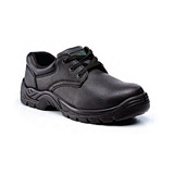 Leather Chukka Safety Shoes