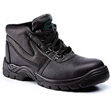 Leather Chukka Safety Boots