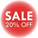 20% Off Sale Icon
