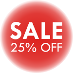 25% Off Sale Icon