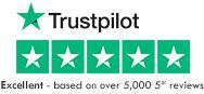 Trustpilot Excellent Davpack