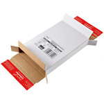 ColomPac White Courier Parcel