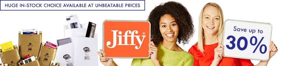 Jiffy Protective Packaging Main Banner
