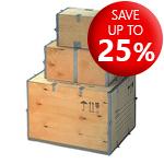 No Nail Plywood Boxes