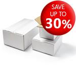 White Single Wall Boxes