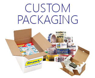 Custom Designed Packaging From Davpack