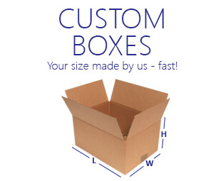 Custom Sized Boxes Made By Davpack