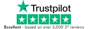 Davpack Excellent Trustpilot Rating