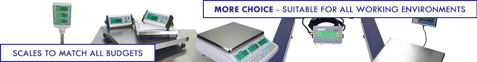 Weighing Scales Category Banner