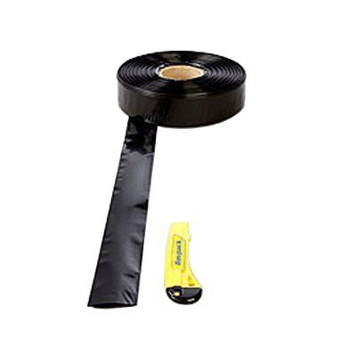 black-layflat-tubing