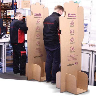 cardboard-screen