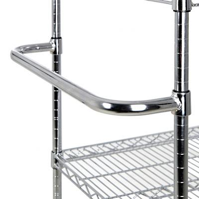 chrome-trolley