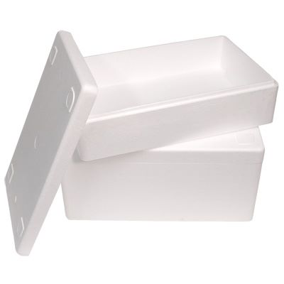 Cooler Boxes With Outer Sleeve Davpack