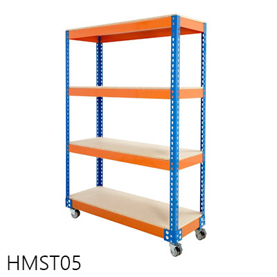 mobile-trolley-with-shelves