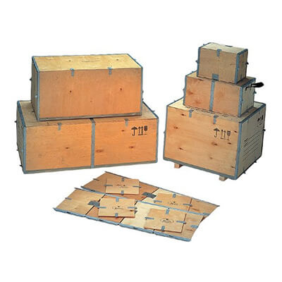 No-Nail Plywood Boxes