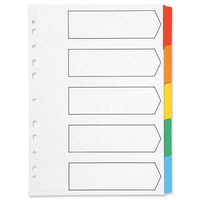 reinforced-coloured-index-tabs