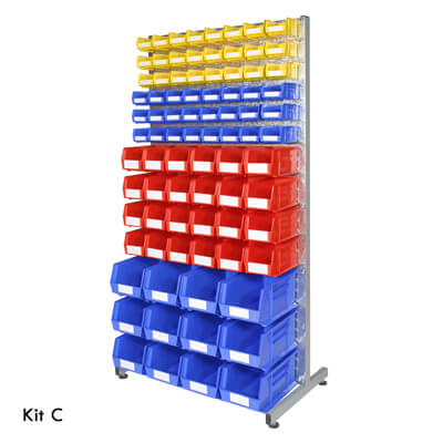 small-parts-rack-storage-kits
