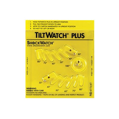 tiltwatch-indicators