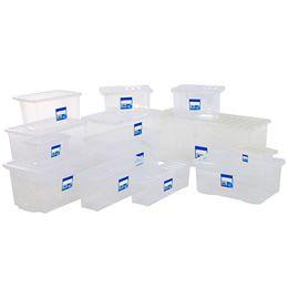... VALUE PLASTIC STORAGE BOX 460L x 360W x 260Hmm 30L CLEAR ...  sc 1 st  Davpack & VALUE PLASTIC STORAGE BOX 460L x 360W x 260Hmm 30L CLEAR - Value ...