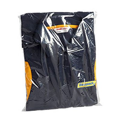 Clear Plastic Polythene Shopping Carrier Bags 12 x 18 Inch 100 500 1000 Strong