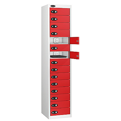 15-compartment-powered-laptop-locker