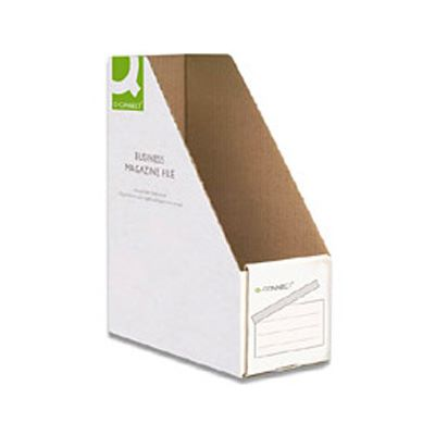 Cardboard Magazine Holders Unique QConnect Cardboard Magazine Holders Davpack