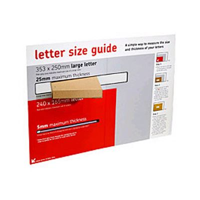 Royal mail large letter davpack 5 sizes in stock sale brown large letter boxes spiritdancerdesigns Gallery