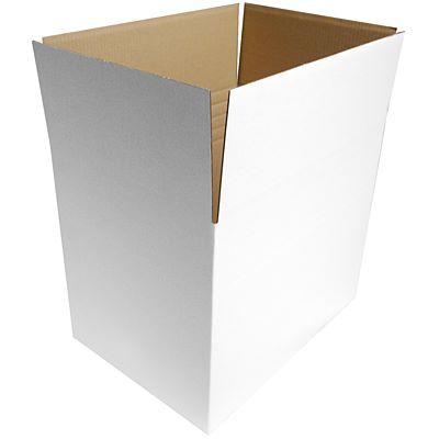 White Quick Lock Boxes