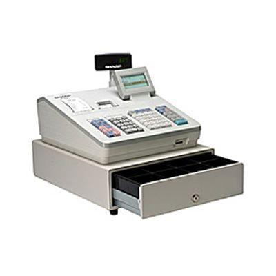 sharp xe a307 cash register davpack. Black Bedroom Furniture Sets. Home Design Ideas