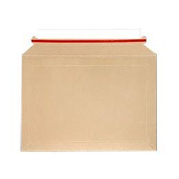 capacity book mailer 328x458mm 75 pk brown card envelopes