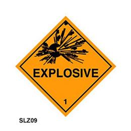 class-1-explosive-hazard-labels