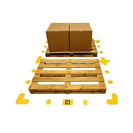 warehouse-floor-markers