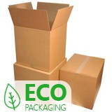 100% Recycled Boxes