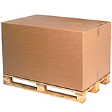 Palletised Transit Cartons