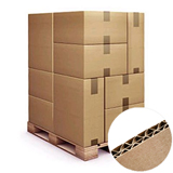 HEAVY DUTY CARDBOARD BOX 385Lx285Wx270H 300KTBC