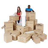 1-2 BEDROOM HOUSE/FLAT MOVING KIT