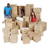 2-3 BEDROOM HOUSE/FLAT MOVING KIT
