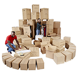 JUMBO 60 PIECE HOUSE MOVING KIT