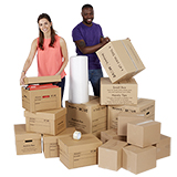 10 PERSON OFFICE MOVING KIT