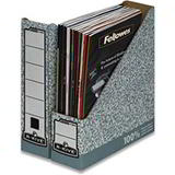 FELLOWES R-KIVE MAG FILE GREY WHT 01860